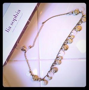 *New*Lia Sofia neckless